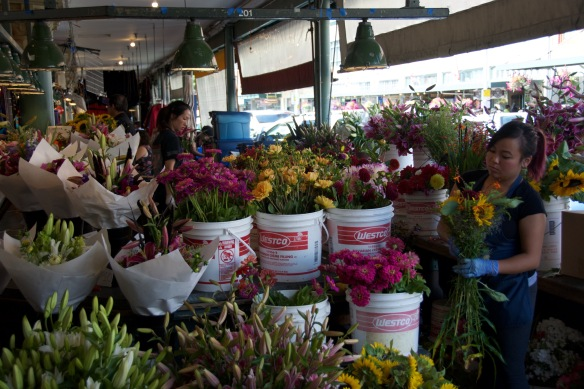 Lot's of Flowers to Choose From