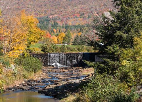 Weston-mill-waterfall